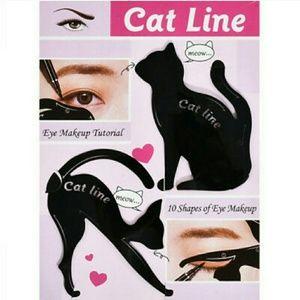 CAT LINE EYELINER TUTORIAL